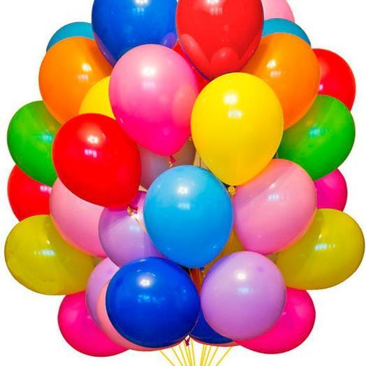 Helium balloons 42
