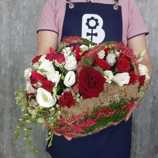 Сольферино: букеты цветов на заказ Flowwow