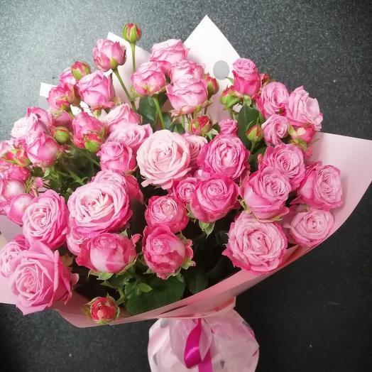 Bouquet of peony roses, lady bombastic