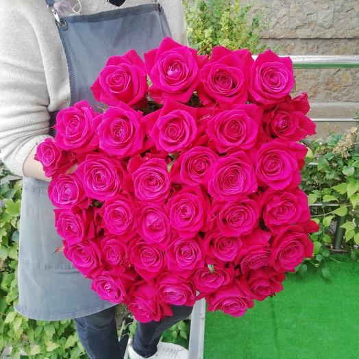 35 роз Шангрила