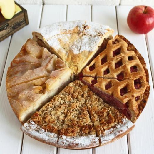 Пирог Яблочное Ассорти