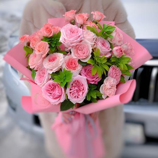 Сияние роз