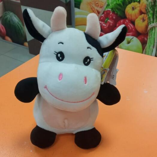 Нежная коровка
