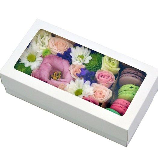 Коробка Petit: букеты цветов на заказ Flowwow