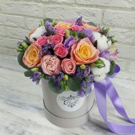 Лера: букеты цветов на заказ Flowwow