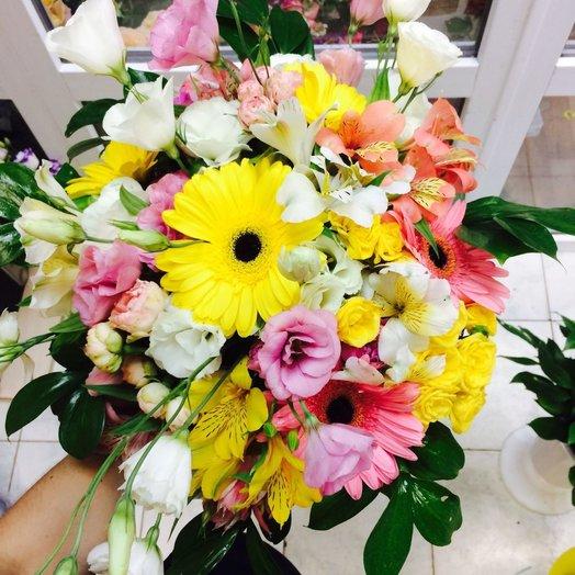 Солнечные лучики: букеты цветов на заказ Flowwow