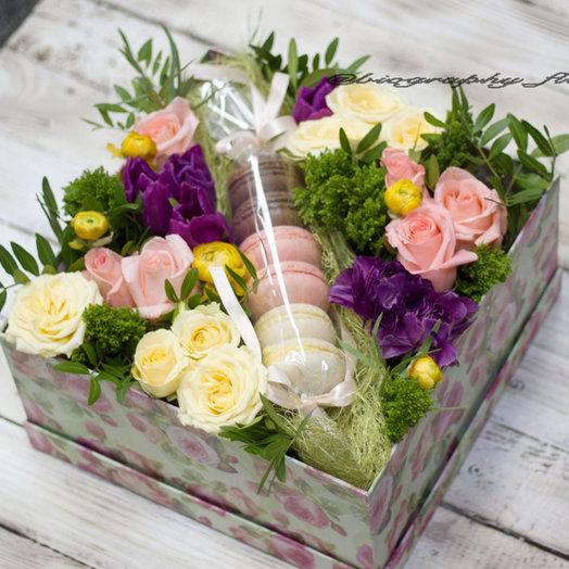 Утренний чай: букеты цветов на заказ Flowwow