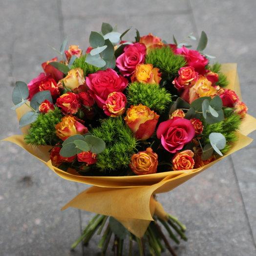 Праздник : букеты цветов на заказ Flowwow