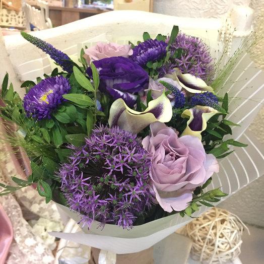 Сборный микс Цветов: букеты цветов на заказ Flowwow