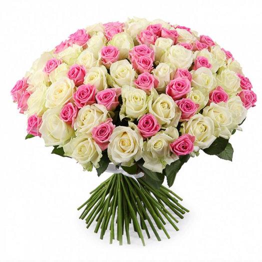 Малиновый пунш 111: букеты цветов на заказ Flowwow