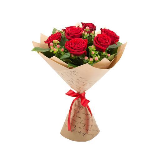 Букет «Летний сад»: букеты цветов на заказ Flowwow
