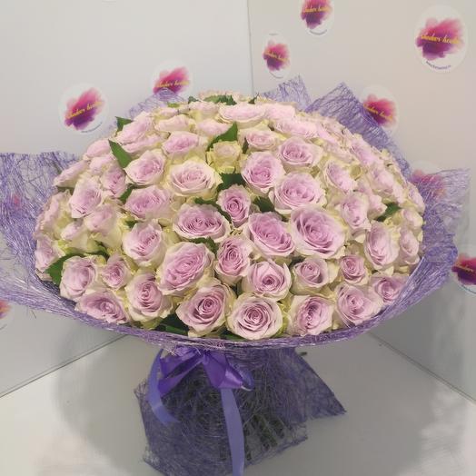 Сюрприз года: букеты цветов на заказ Flowwow