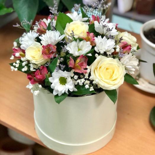 Бонжур: букеты цветов на заказ Flowwow