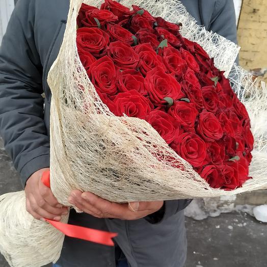 Только ей: букеты цветов на заказ Flowwow