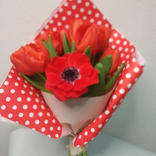 """""""Маленькая тайна"""": букеты цветов на заказ Flowwow"""