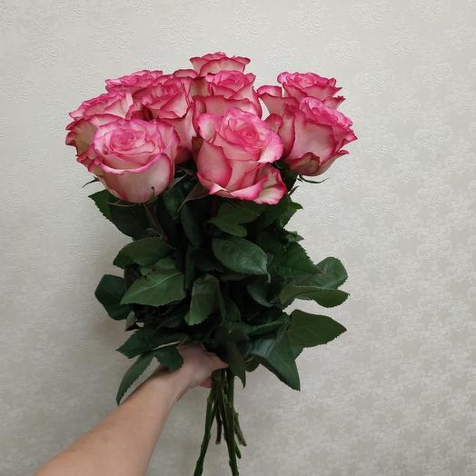 Розы Carnavale: букеты цветов на заказ Flowwow