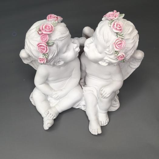 Статуэтка ангел 12-511: букеты цветов на заказ Flowwow