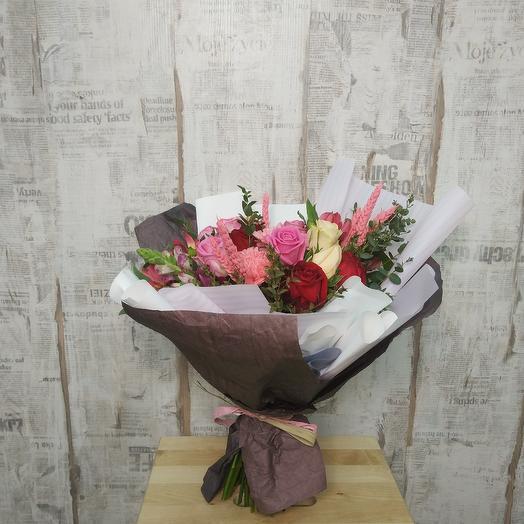 Дары Афродите: букеты цветов на заказ Flowwow