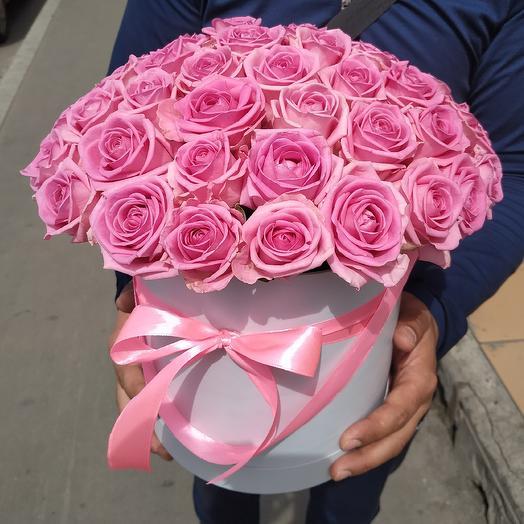 51 розовое чудо: букеты цветов на заказ Flowwow
