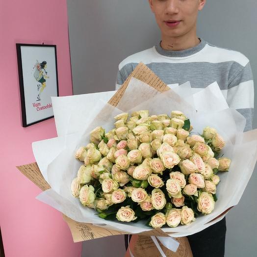 Первая Встреча: букеты цветов на заказ Flowwow