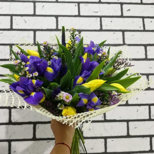 Вессений рай: букеты цветов на заказ Flowwow