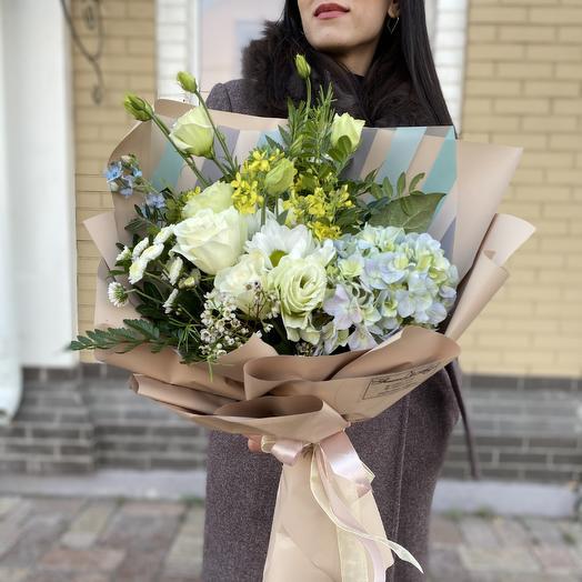 Букет 14: букеты цветов на заказ Flowwow