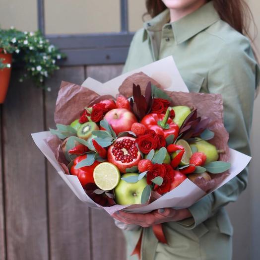 Limon Fresh: букеты цветов на заказ Flowwow