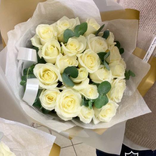 Невеста Роза: букеты цветов на заказ Flowwow