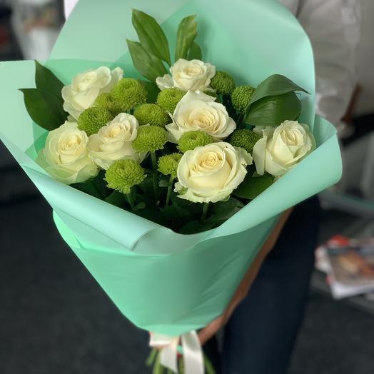 Букет Расцветай