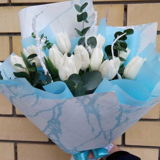 Весенее небо: букеты цветов на заказ Flowwow