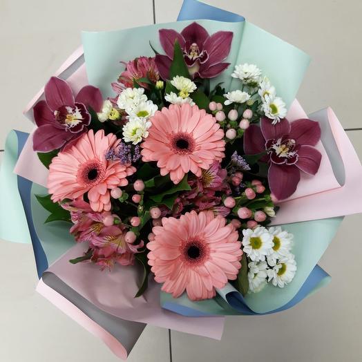 Империал: букеты цветов на заказ Flowwow