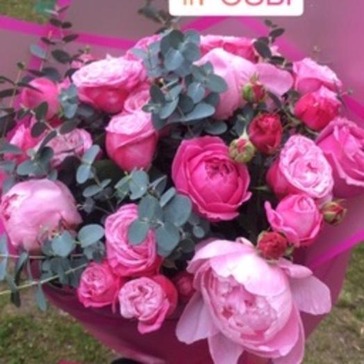 Малина на губах: букеты цветов на заказ Flowwow