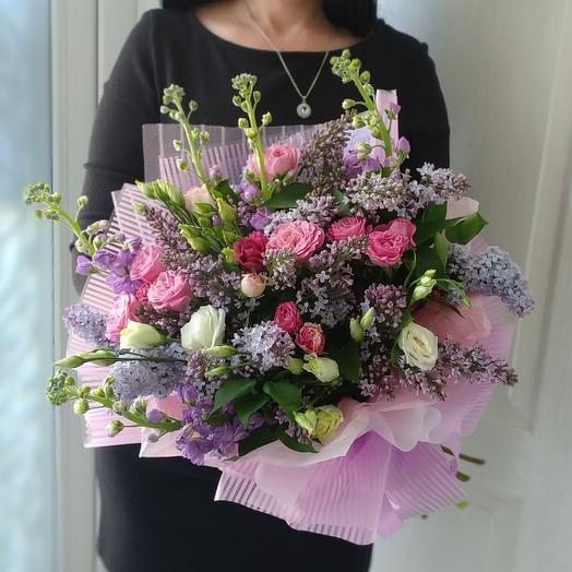 Краса Мая: букеты цветов на заказ Flowwow