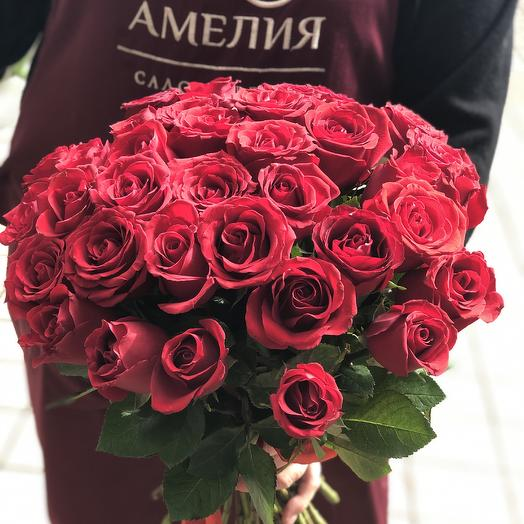 Красная Роза- королева цветов