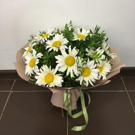 Летний поцелуй: букеты цветов на заказ Flowwow