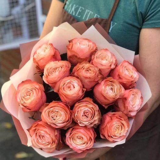 15 роз Кахала