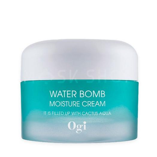 Антивозрастной увлажняющий крем Ogi Water Bomb Moisture Cream