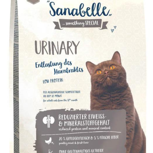 Sanabelle Urinary сухой корм для кошек 2 кг