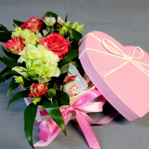 """Милые коробочки для сотрудниц """"Весна"""" (от 5 штук)"""