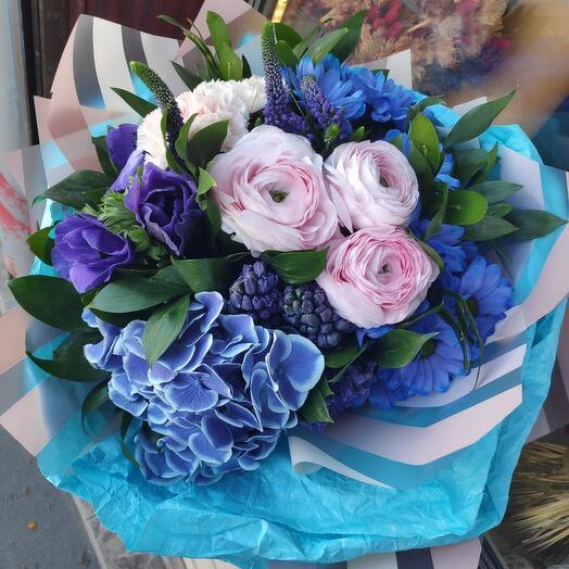Букет цветов Мариме