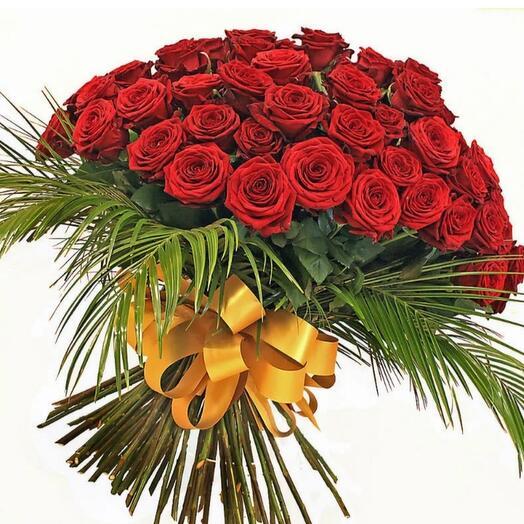 Пальма-роза