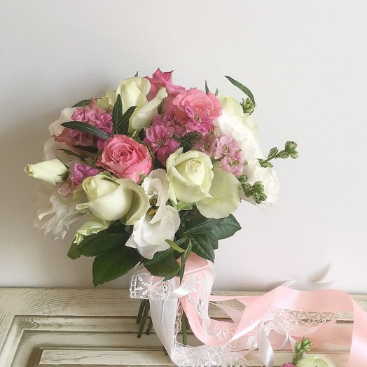 Букет невесты SWEET BRIDE: букеты цветов на заказ Flowwow