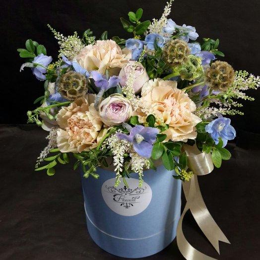Слияние чувств: букеты цветов на заказ Flowwow