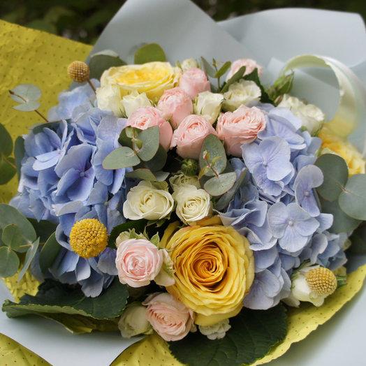 October sky: букеты цветов на заказ Flowwow