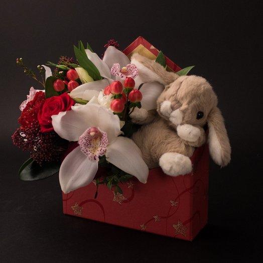 Магия цвета: букеты цветов на заказ Flowwow