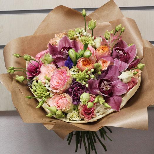 Эспиранс: букеты цветов на заказ Flowwow