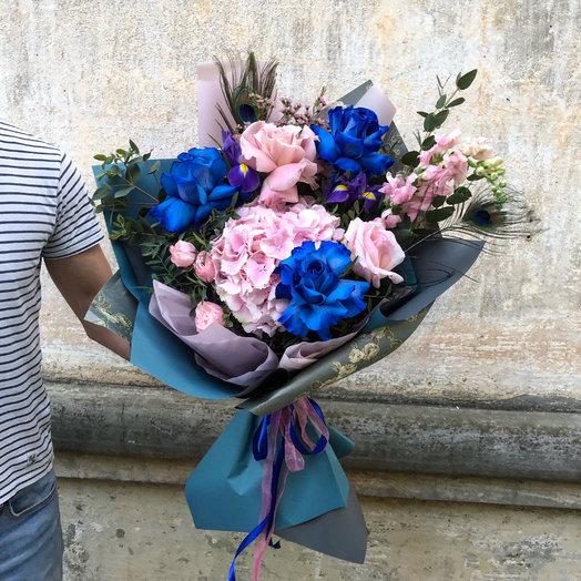 Сапфир: букеты цветов на заказ Flowwow