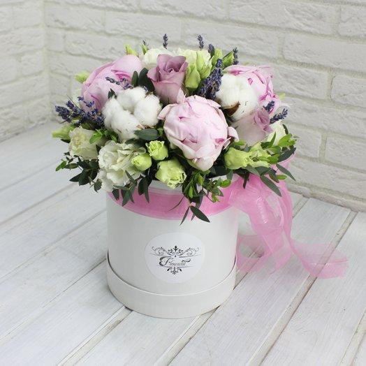 Нежный шелест 2: букеты цветов на заказ Flowwow