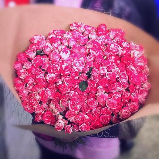 Яркое приветствие: букеты цветов на заказ Flowwow