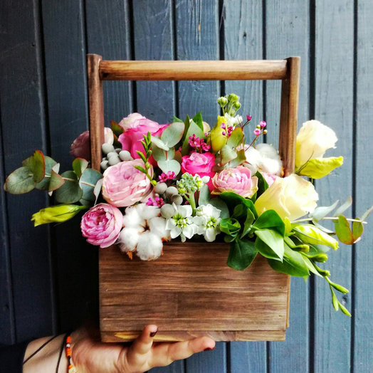 Сон в летнюю ночь (Композиция 23): букеты цветов на заказ Flowwow